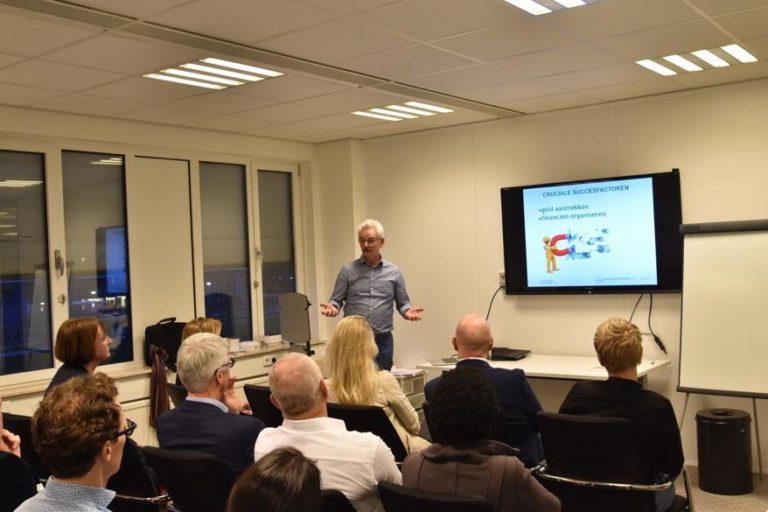 Starters bijeenkomst Delft
